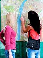Карты в Интернете