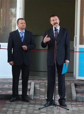 Інтерв'ю з міністром Михайло Папієв..