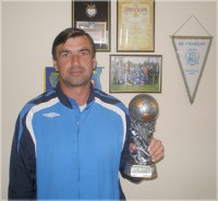 Бучанська бронза на Тячівському турнірі