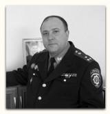 Ю. СКУДАР, начальник Ірпінського міськвідділу міліції