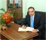 Борис Візіров, начальник Ірпінської ОДПІ, кандидат наук з державного управління, державний радник податкової служби 1 рангу