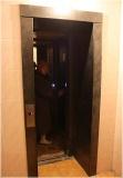У ліфті з ліхтариком