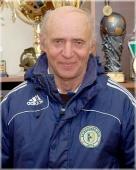 тренер ФК «Буча» Віктор Удалов