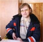 лікарь Зінаїда Сіфорова