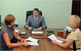 Олег Папенко, начальник Ірпінської об'єднаної державної податкової інспекції Київської області ДПС