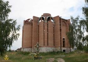храм на честь Святого апостола Андрія Первозванного у Бучі