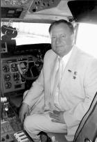 Олександр ГАЛУНЕНКО, Герой України, льотчик випробувач, Почесний громадянин Бучі